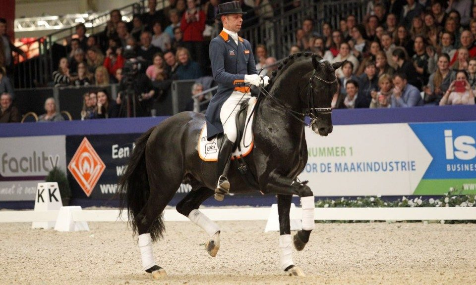 Dream Boy, Hans Peter Minderhoud, Glock MidSummer Dressage Night