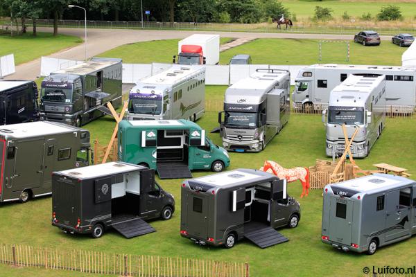 Anemone Horse Trucks, Outdoor Gelderland