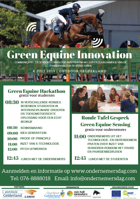 green equine innovation